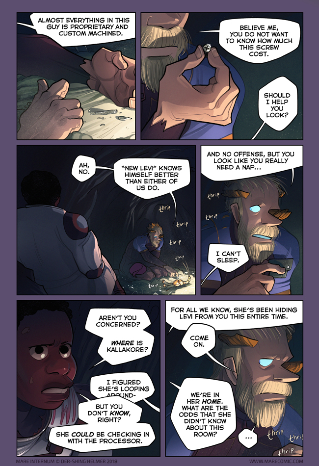 mare internum a science fiction webcomic chapter 5 page 27